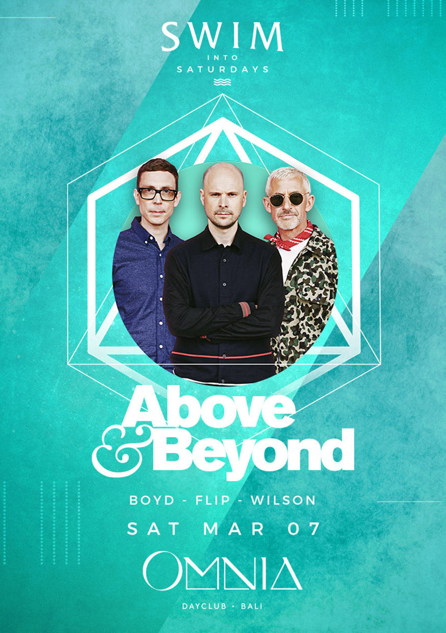 OMNIA DAYCLUB PRESENTS: ABOVE & BEYOND thumbnail image