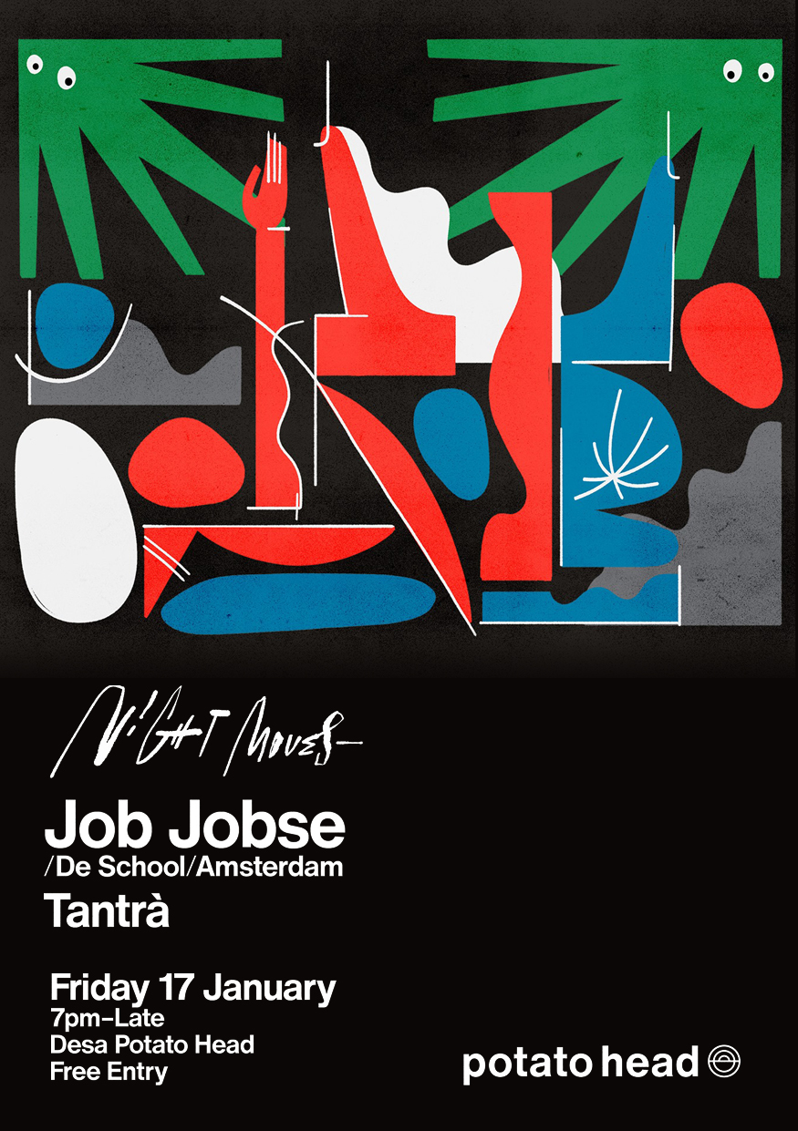 POTATO HEAD PRESENTS: JOB JOBSE thumbnail image
