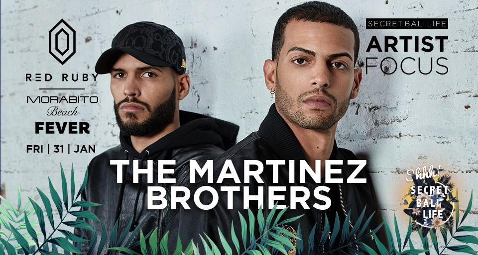 ARTIST FOCUS: THE MARTINEZ BROTHER thumbnail image