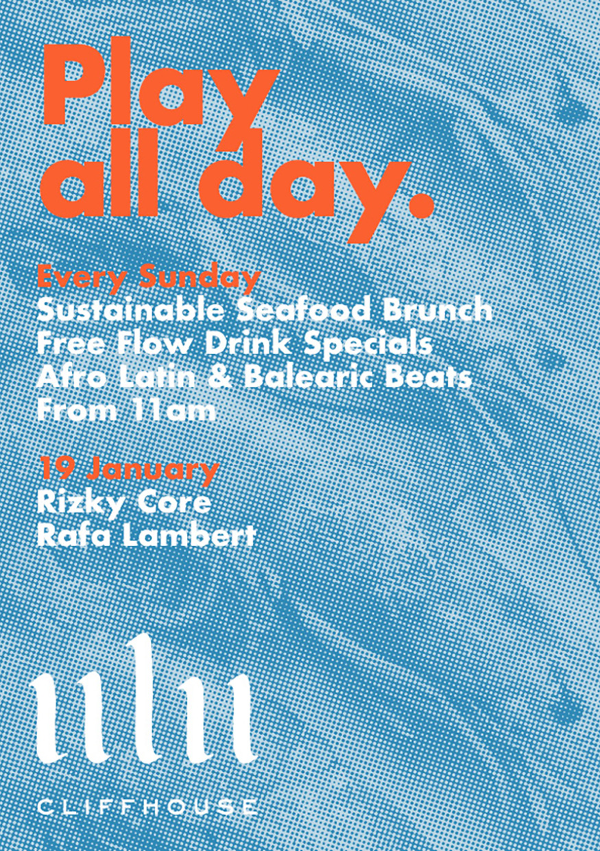 ULU CLIFFHOUSE PRESENTS: PLAY ALL DAY thumbnail image