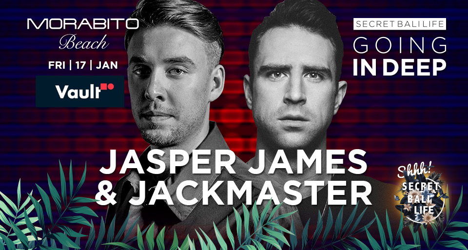 GOING IN DEEP: JASPER JAMES & JACKMASTER thumbnail image