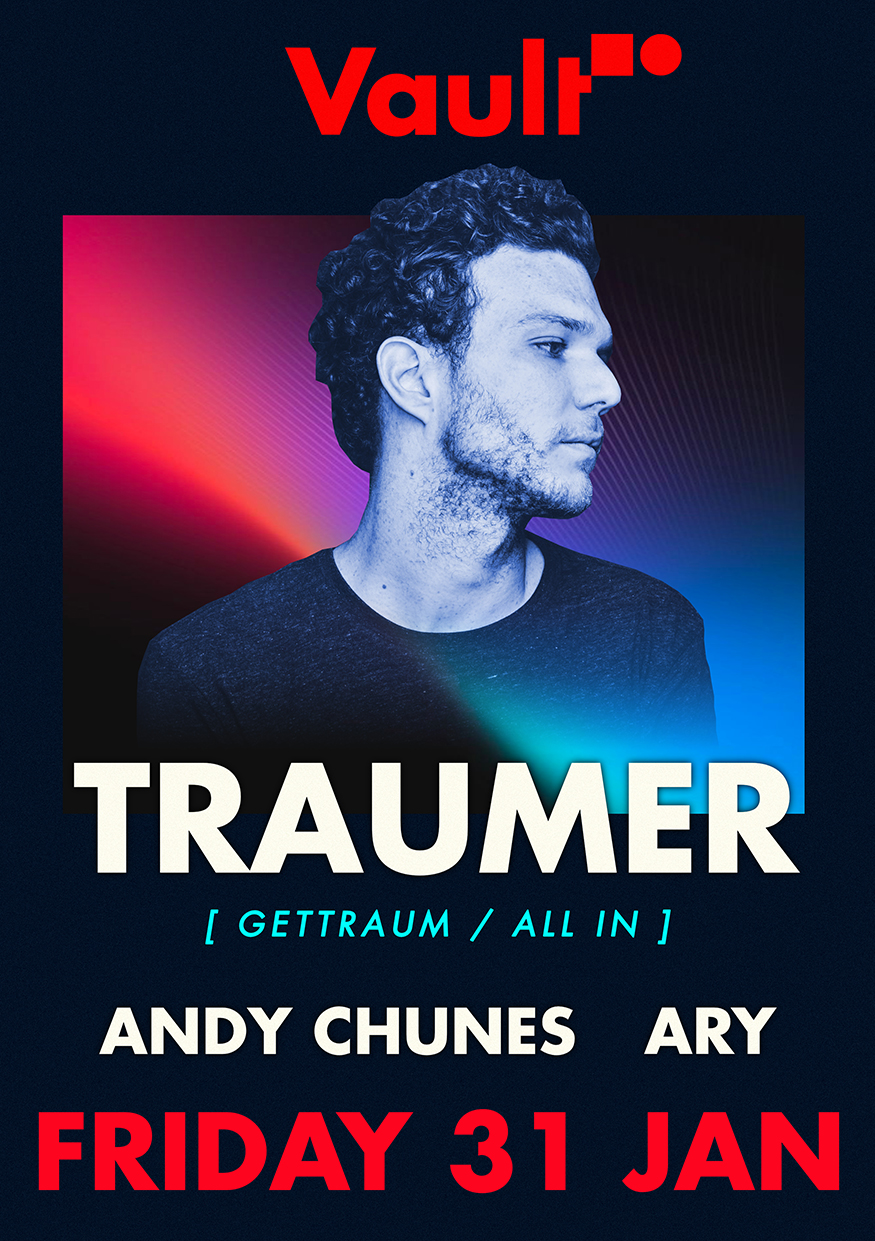 VAULT PRESENTS: TRAUMER thumbnail image