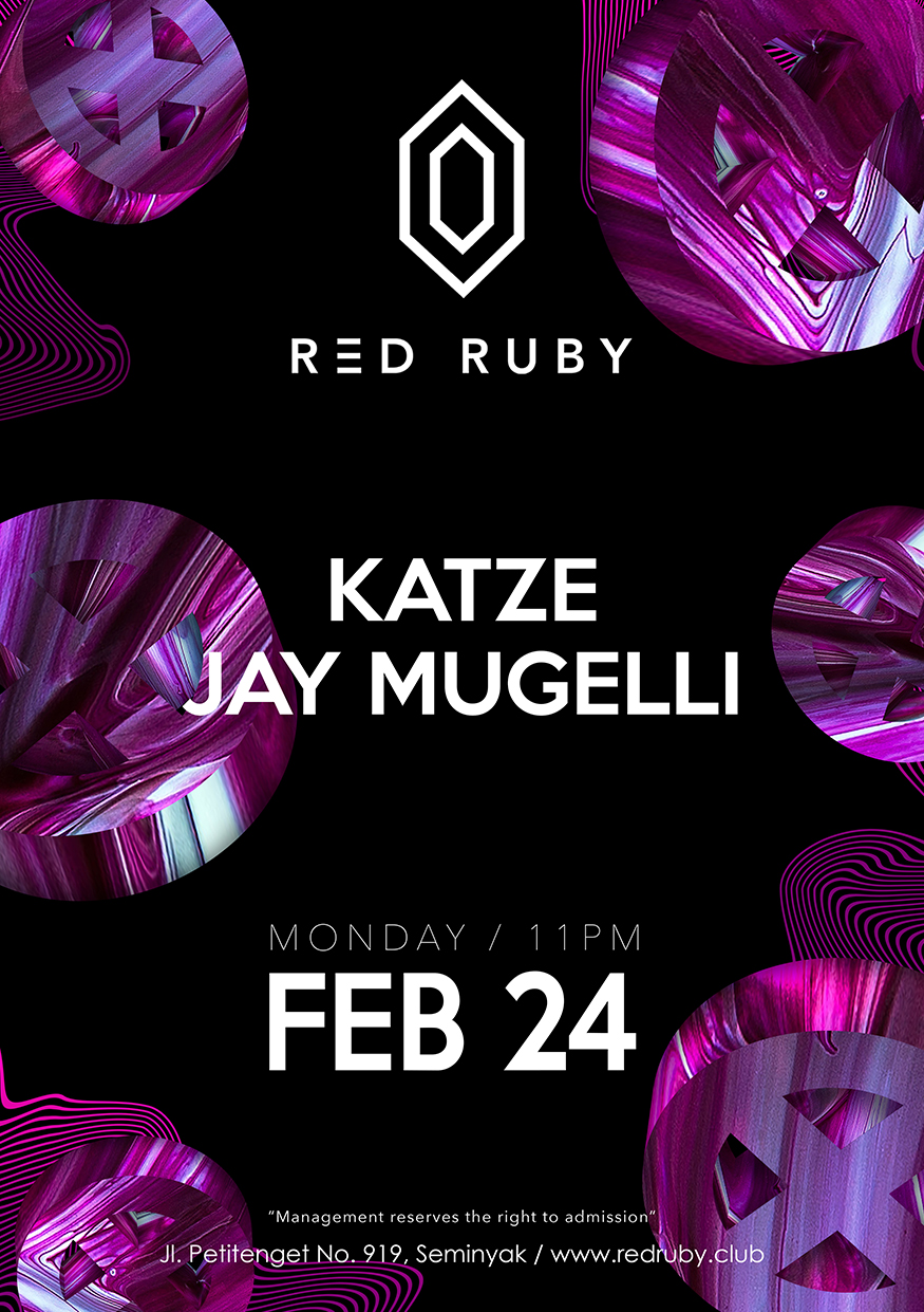 RED RUBY PRESENTS: MONDAY thumbnail image