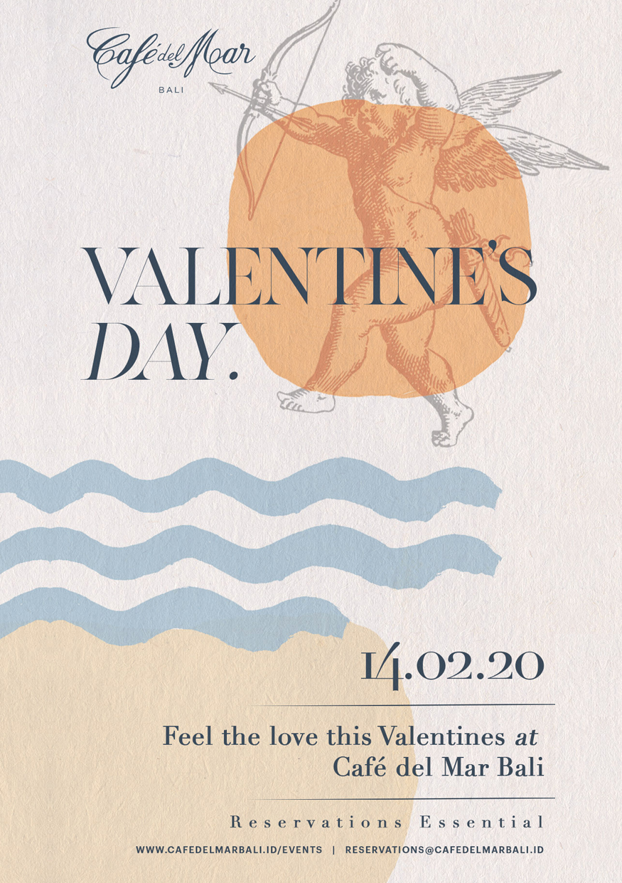 CAFE DEL MAR PRESENTS: VALENTINE'S DAY thumbnail image