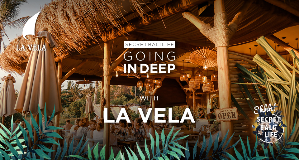GOING IN DEEP: LA VELA thumbnail image