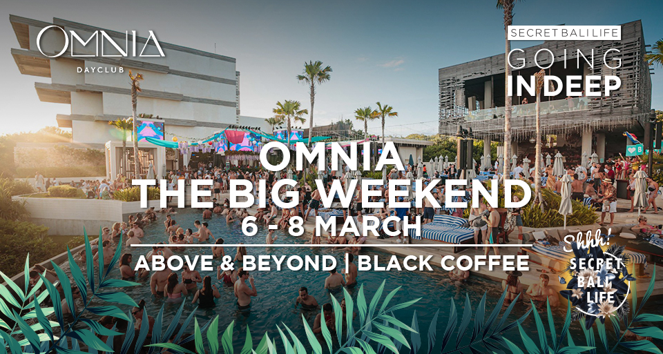 GOING IN DEEP: OMNIA'S THE BIG WEEKEND thumbnail image