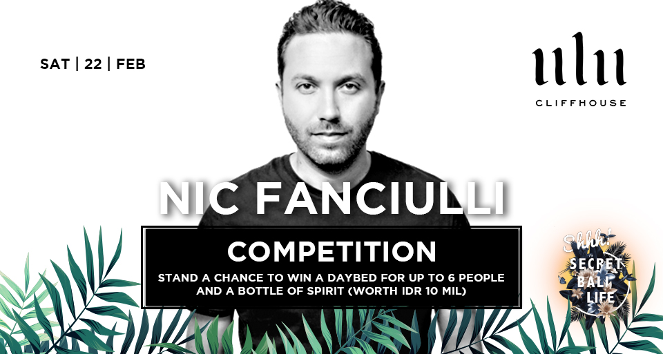 NIC FANCIULLI X ULU CLIFFHOUSE COMPETITION thumbnail image