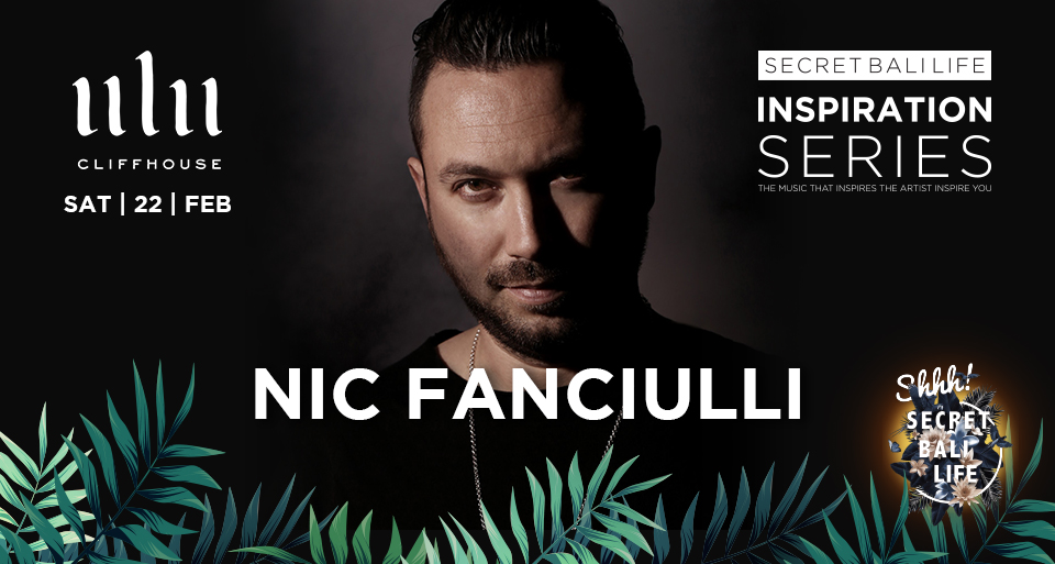 INSPIRATION SERIES: NIC FANCIULLI thumbnail image