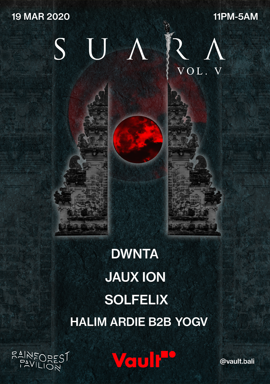 VAULT PRESENTS: SUARA VOL. V thumbnail image