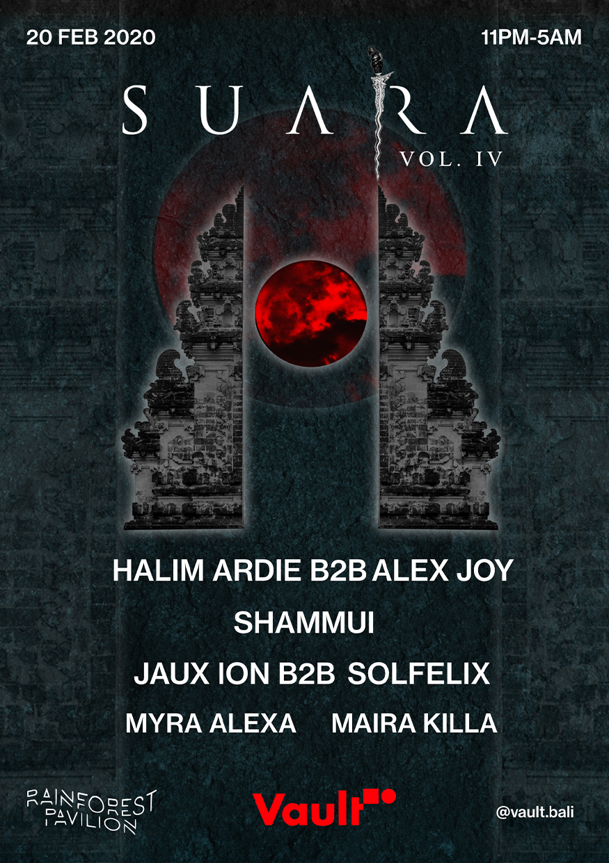VAULT PRESENTS: SUARA VOL.IV thumbnail image