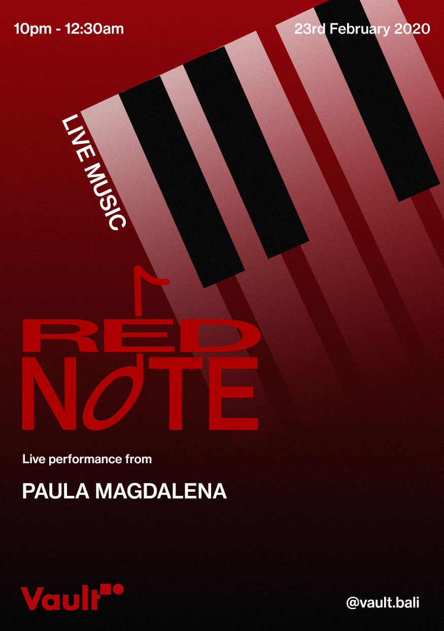 VAULT PRESENTS: RED NOTE thumbnail image