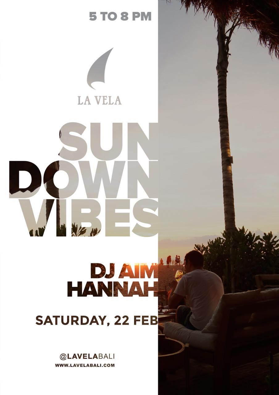 LA VELA PRESENTS: SUNDOWN VIBES thumbnail image