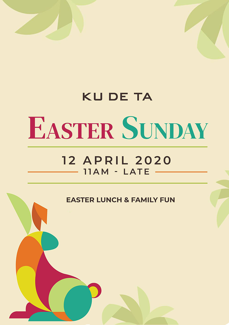 KU DE TA PRESENTS: EASTER SUNDAY thumbnail image