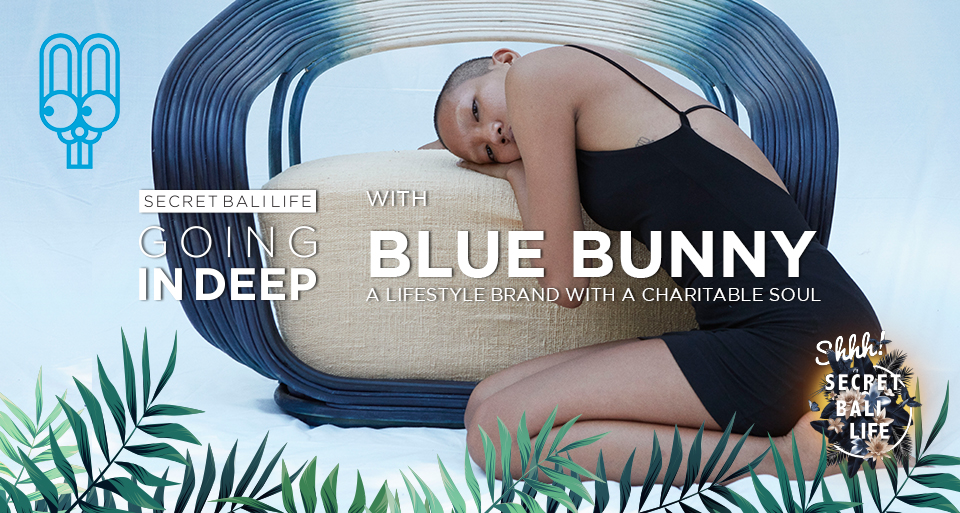 GOING IN DEEP: BLUE BUNNY thumbnail image