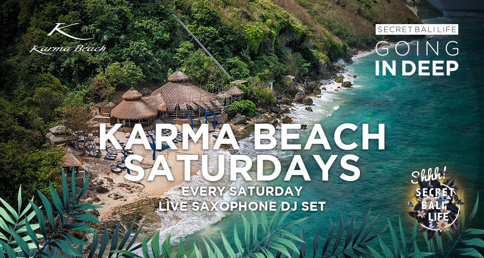 GOING IN DEEP: KARMA BEACH SATURDAYS thumbnail image